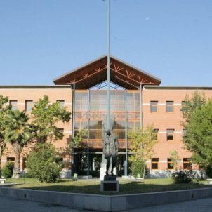 Universidad Rey Juan Carlos Google maps