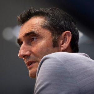 Ernesto Valverde roda premsa Barça   EFE (2)
