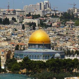 jerusalem the times israel reconeixement catalunya pixabay
