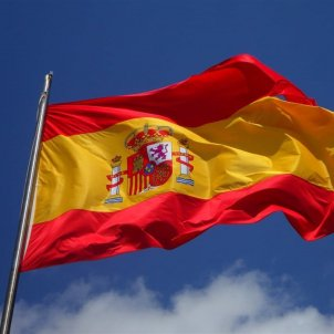 bandera espanyola Europa Press