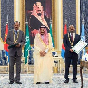 eritrea etiopia arabia saudi efe