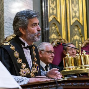 Carlos Lesmes Suprem Efe
