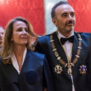 Carmen Lamela Manuel Marchena Suprem EFE