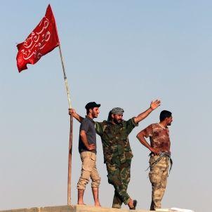 milicies xiites irak mossul efe