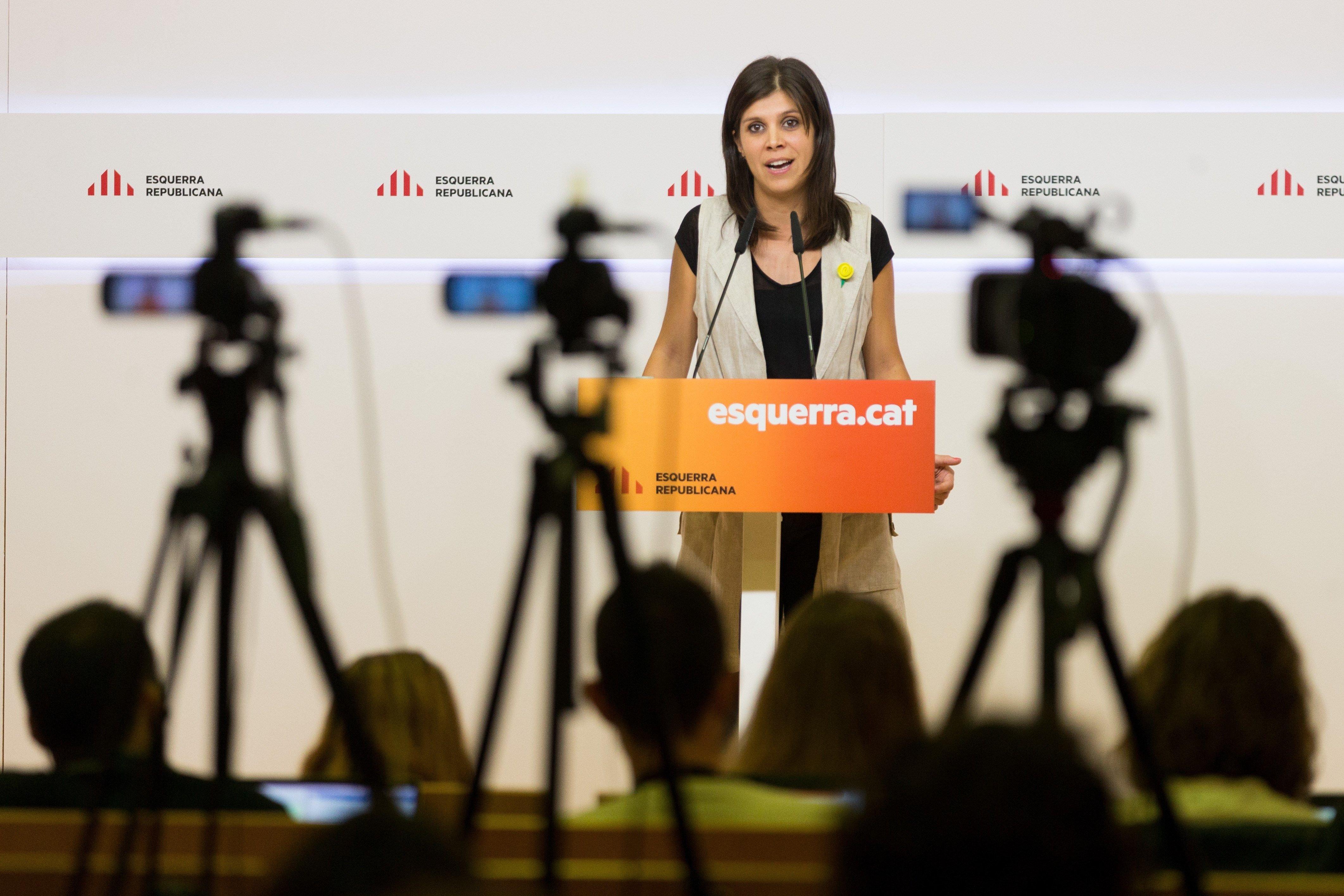 Marta Vilalta ERC - EFE