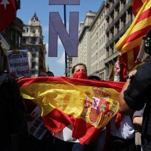 Concentracio espanyolista Carles Palacio