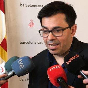 Gerardo Pisarello Ajuntament de Barcelona / G.R