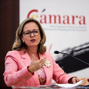 Ministra economia Nadia Calviño Efe