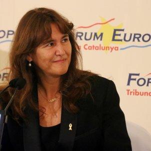 Laura Borràs Tribuna Catalunya ACN