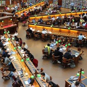 biblioteca universitat andrew t8   Pixabay