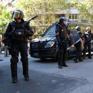 CUP seu Nacional Policia 20S - ACN