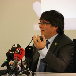 Puigdemont a Hasselt ACN
