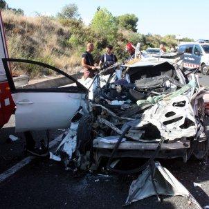 accident trànsit ACN