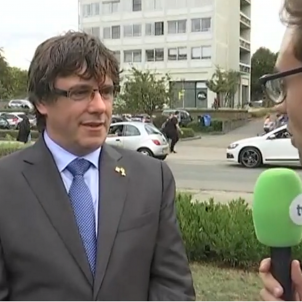 Puigdemont TV belga