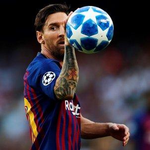 Messi Barça PSV Champions EFE