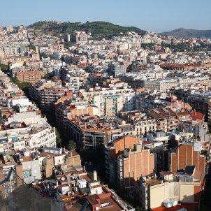 barcelona carrer eixample aeria - sergi alcazar