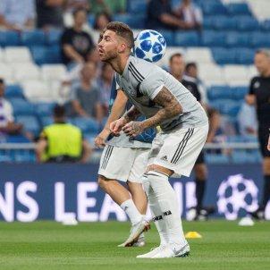 Sergio Ramos Madrid Roma Champions   EFE