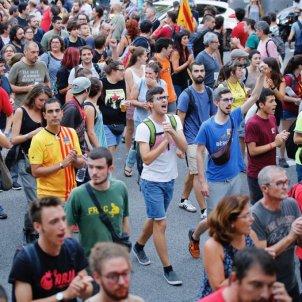 EL NACIONAL Manifestació CDR 20-S Sergi alcàzar