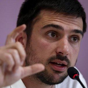 Ramón Espinar - EFE