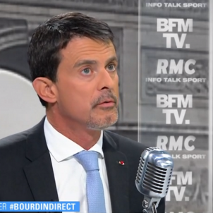 Manuel Valls BFM