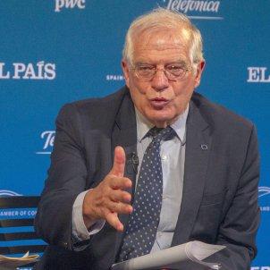 Josep Borrell Nova York