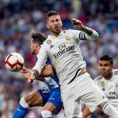 Madrid Espanyol Sergio Ramos   EFE