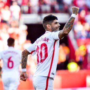 Sevilla ever banega gol  EFE