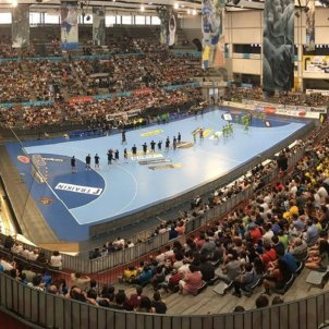 Palau Esports Granollers @BMGranollers