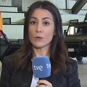 Maria Rodriguez RTVE