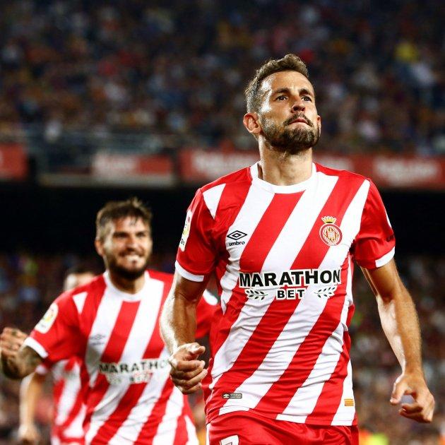 Girona Stuani gol Barça   EFE