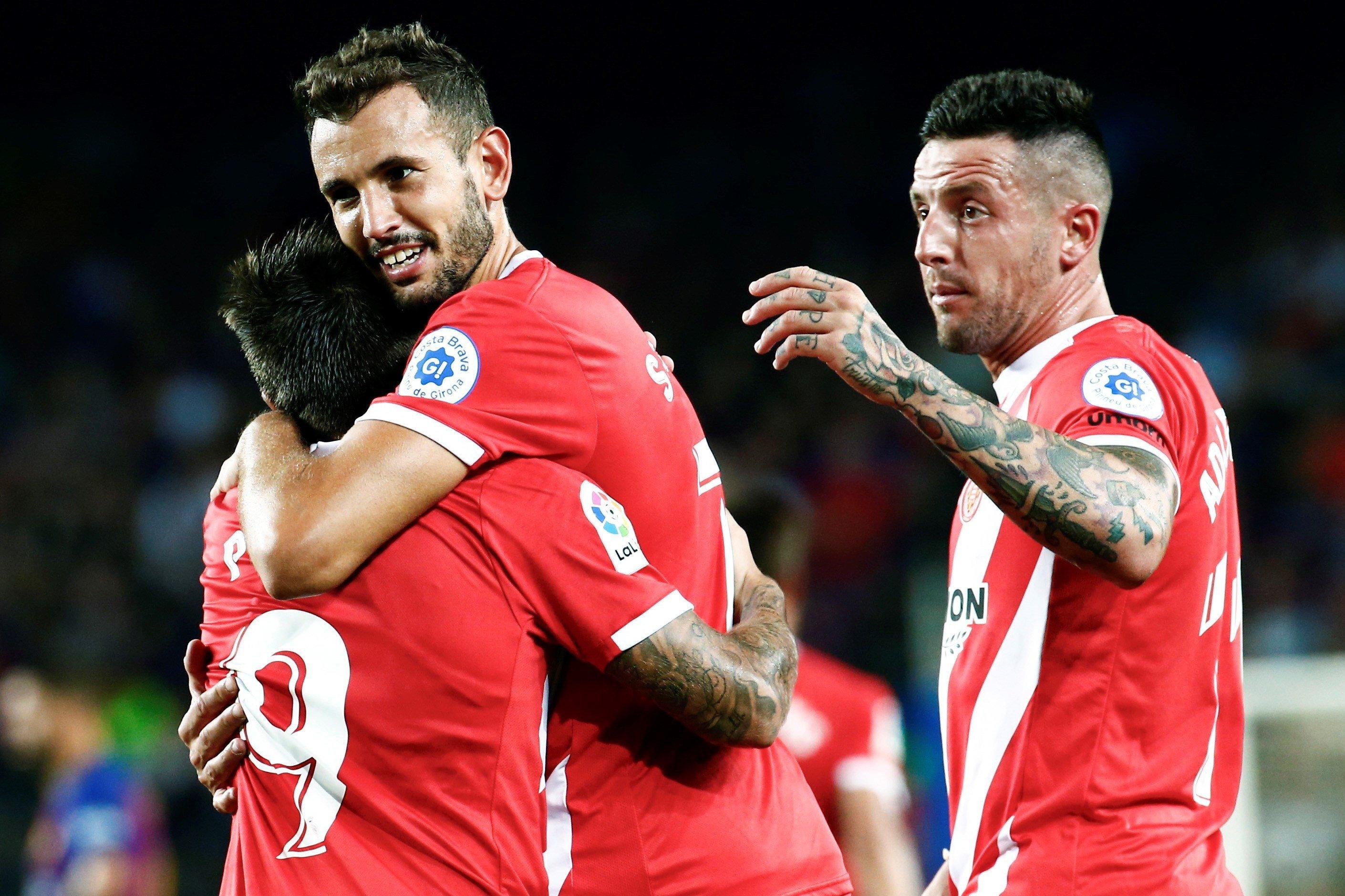 Stuani gol Barça Girona   EFE