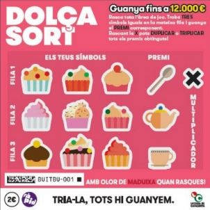 loteriamaduixa loteria de catalunya
