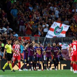 Barça Girona EFE