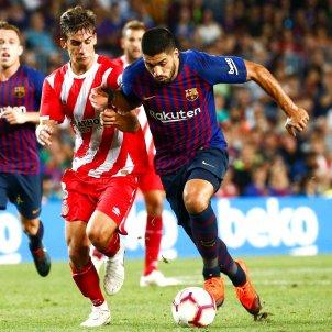 Suárez Pere Pons Barça Girona EFE