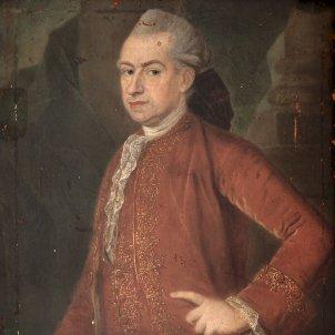 Marqués de la Ensenada por Jouffroy