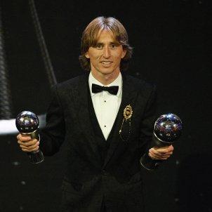 Luka Modric The Best 2018 EFE