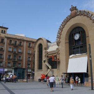 Imatge del mercat de Tarragona acn