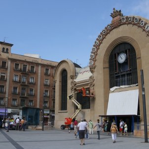 Imagen del mercado de Tarragona