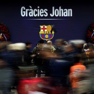 Johan Cruyff Camp Nou