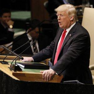 Donald Trump Nacions Unides Efe