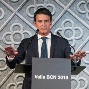 Manuel Valls eleccions Barcelona CCCB - Efe