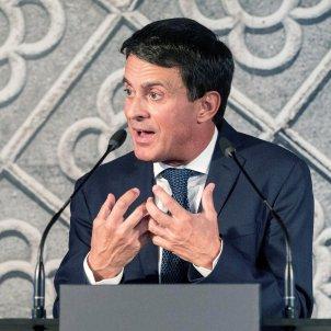 Manuel Valls CCCB Barcelona - Efe