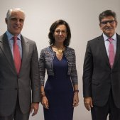 andrea orcell ana botin alvarez Santander EP