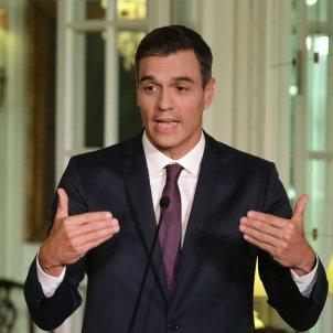 Pedro Sánchez - EFE