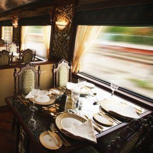 Tren de luxe