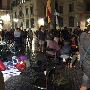 acampada plaça sant jaume   @edgarLM 23