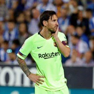 Leo Messi Barça Leganes   EFE