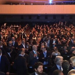 Palau Congressos corredor del Mediterrani Carlota Serra