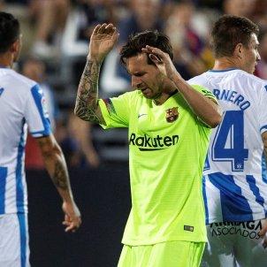Leo Messi Leganés Barça   EFE