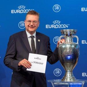 Alemanya Eurocopa 2024   EFE